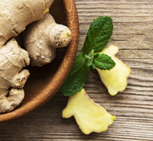 Ginger root has many health benefits