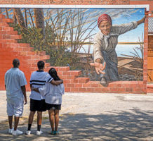 In search of the Underground Railroad