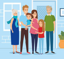 Benefits from a multigenerational home