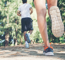 The benefits of running for better health