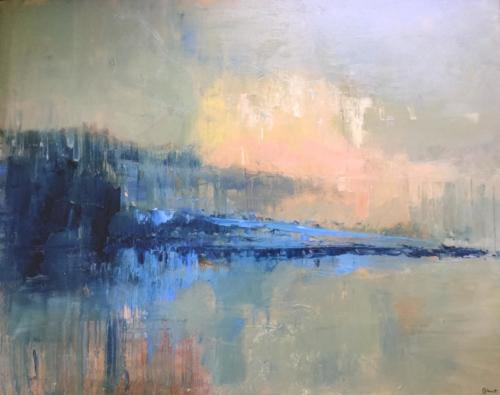 The Edge of Dawn — Karen Egbert