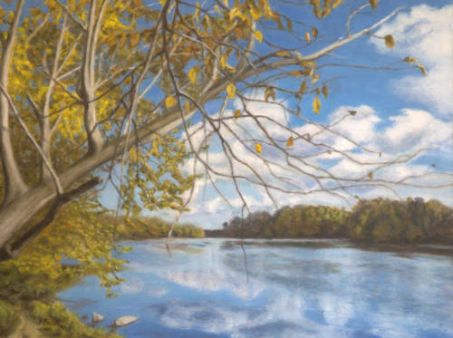 Potomac Autumn — Kenneth Bachman