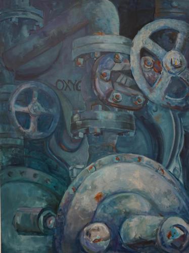 Oxygen — Gillian Collins