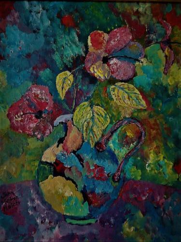 Hibiscus — John Fehringer