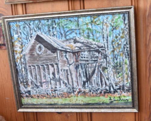The Old Barn — stephen luckman