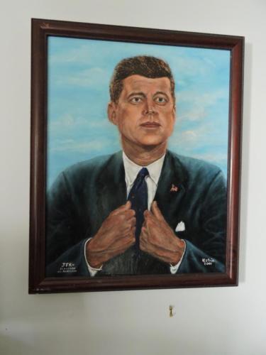 JFK — Norman Estrin, Ph.D.