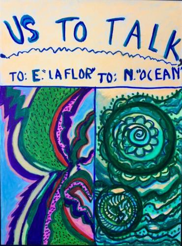 Art Helps Us To Talk -2 — gladys lipton