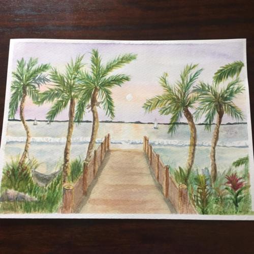 Pathway to Paradise — Carol Toth