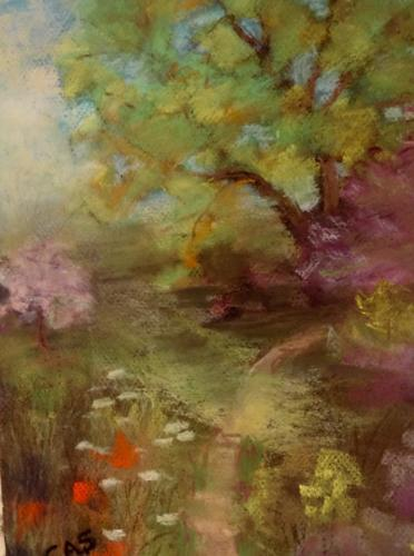 Spring on the Mountain — Carolyn Stewart