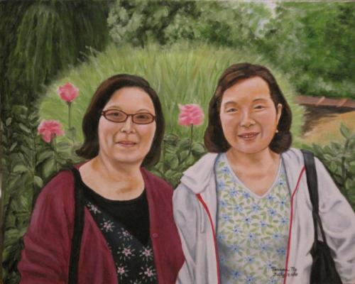 Sisters — Teresa Ng
