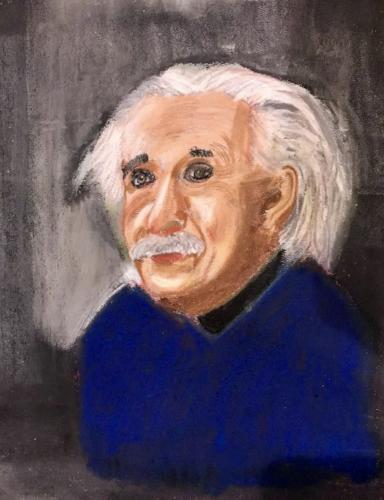 Einstein — Jane Alder