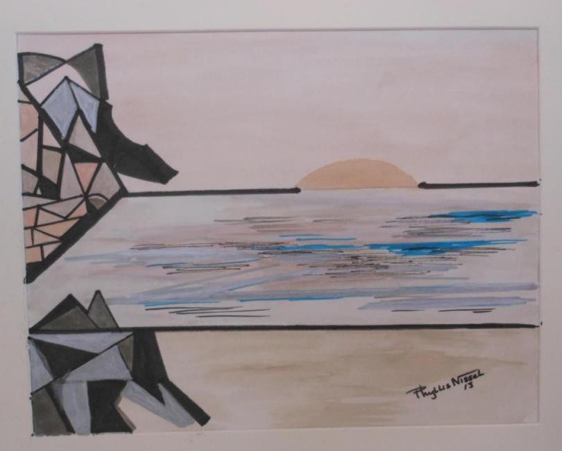 Ocean of the Future — Phyllis Nissel