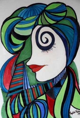 Veronica — Phyllis Nissel