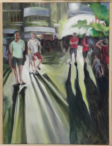 Bright Light and Promenade — Nancy Fishel