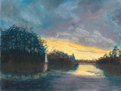 Evening Sail — Julianne Mueller