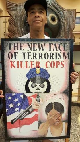 New Face of Terrorism — William Yates