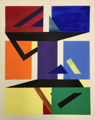 Rectangle Rainbow — Walter Rydzewski