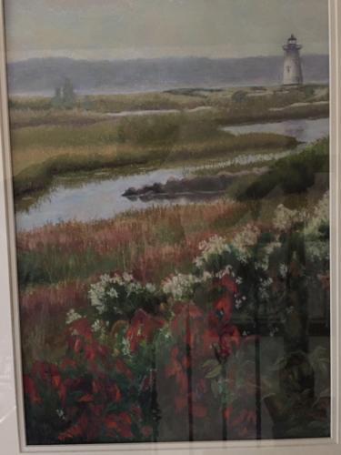 New England Light — Mary Jane McKee
