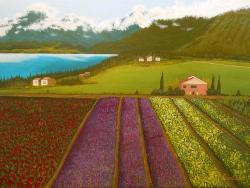 Lavender — Robert Shiao