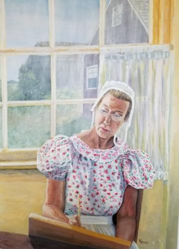 Martha's Window — Nick Grivas