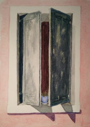Shutters — Ruth Lampi
