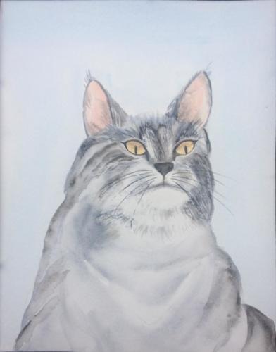 Fat Cat — Ann Chetelat