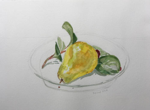 Pear — Erica Ling