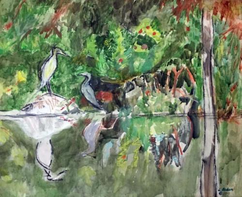 Florida Backyard Oasis — Lorraine Arden