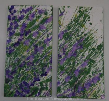 Lavender in the Wind — Brenda  Souder
