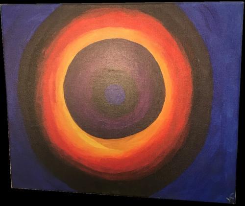 Event Horizon — Virginia Finney