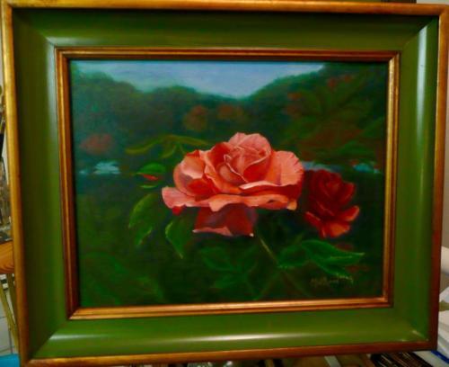 Vienna Rose — Melody Rood