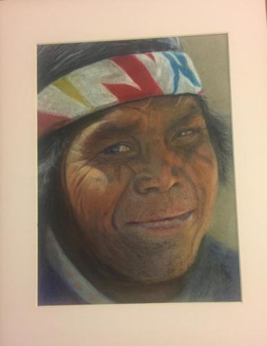 Hopi Indian — Roselyn Harding