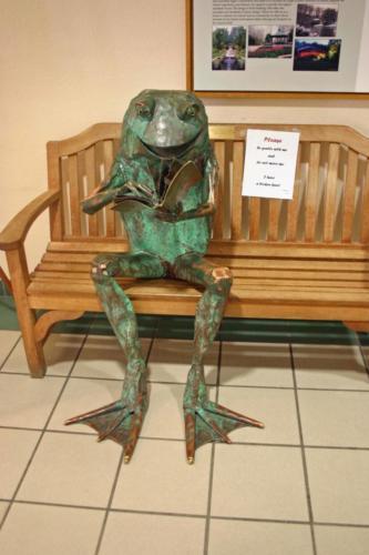This seat is taken — Donna Graham
