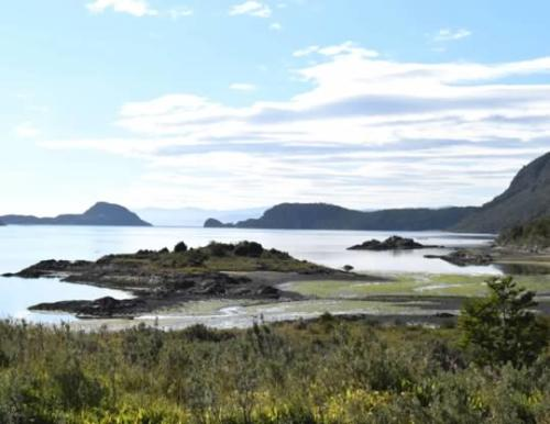 Tierra del Fuego - at the end of the world — stephen luckman
