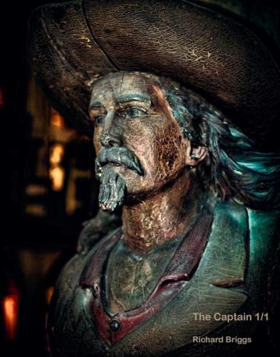 The Captain — Richard Briggs
