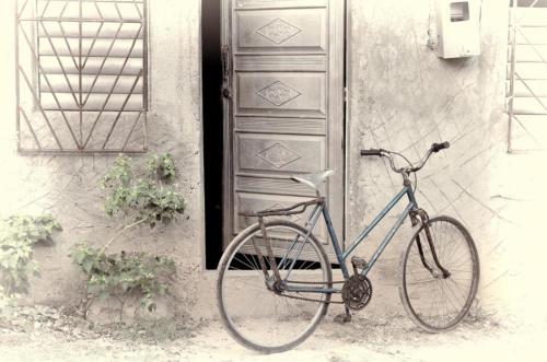 Bicycle, Trinidad, Cuba — Warren Wilson