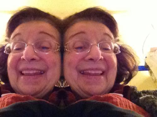Mirror Image — Marilyn Simon