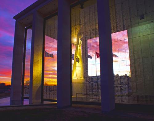 VIrginia War Memorial  — Johanna Stoneking