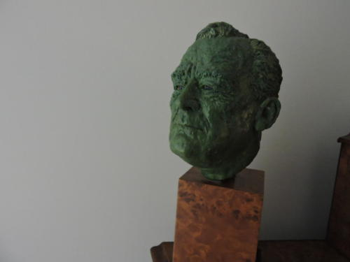 FDR - Norman Frederick Estrin, Ph.D. - Honorable Mention