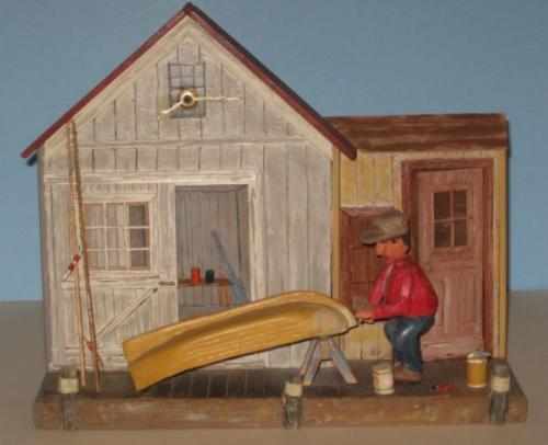 Boat Yard - John J. Yeager - Honorable Mention