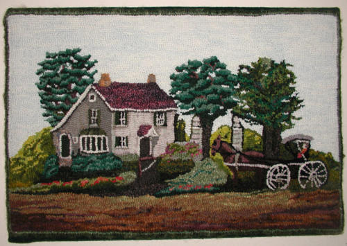 The Toll House - Sarah Lee Province - Honorable Mention