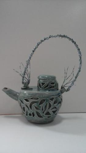 Chesapeake Teapot - Jennifer L Blake - Honorable Mention