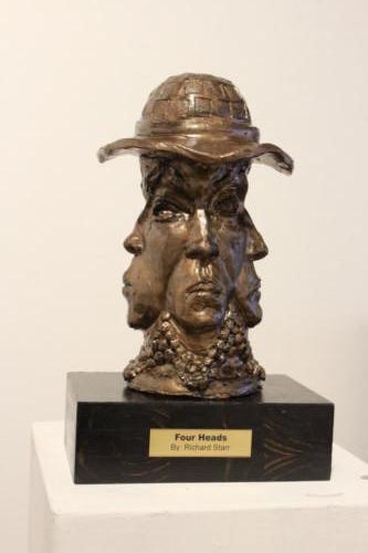 Four Heads — Richard Starr