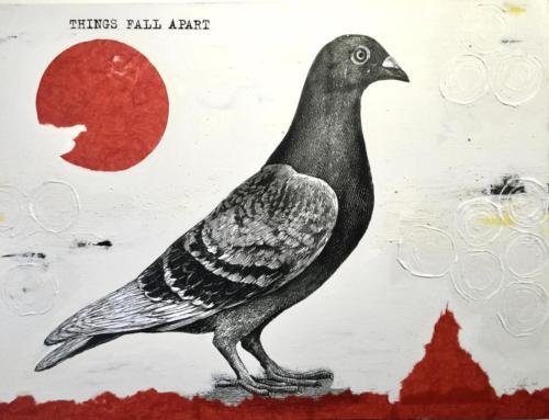 THINGS FALL APART — James Hollan