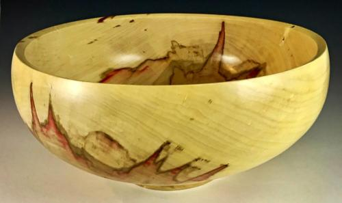 Large Box Elder Bowl — George French