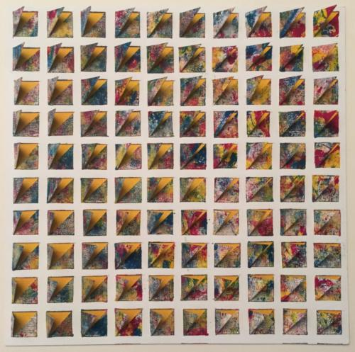 Yellow Square — Rebecca Knoll